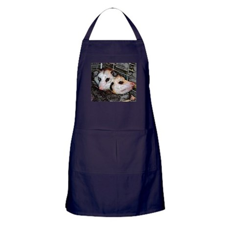Possum Love Apron (dark)