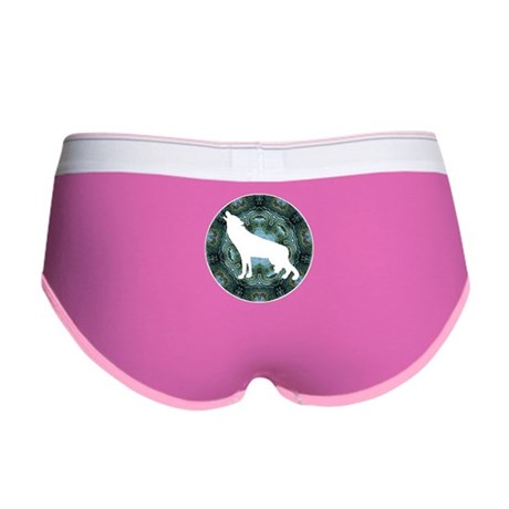 White Wolf Women's Boy Brief