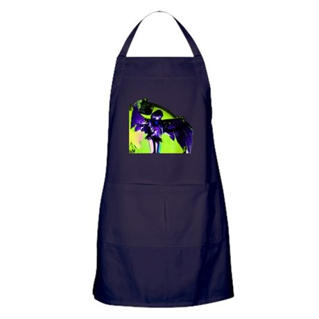 Angel Art Apron (dark)