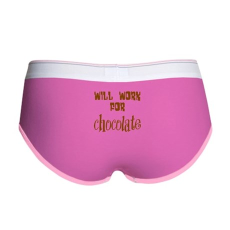 Work for Chocolate Women's Boy Brief