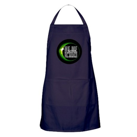 He is Greater Apron (dark)