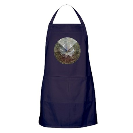 Guardian Angel Apron (dark)