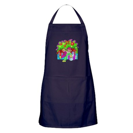 Under the Tree Apron (dark)