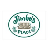 Cottage Brand: Jimbo's Place Postcards (Package of