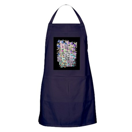 Lady Bells Apron (dark)