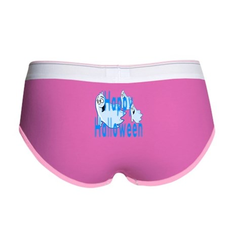 Happy Halloween Women's Boy Brief