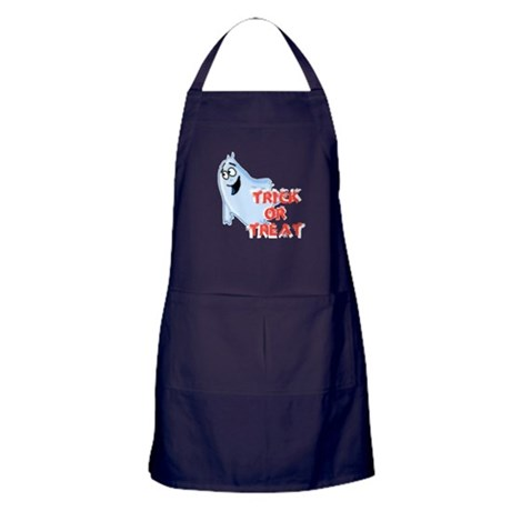 Trick or Treat Apron (dark)