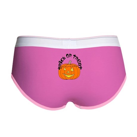 Trick or Treat Women's Boy Brief