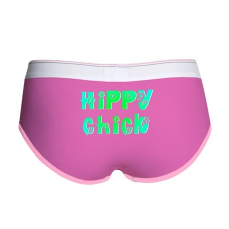 Hippy Chick Women's Boy Brief
