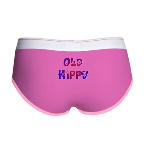 Old Hippy Women's Boy Brief