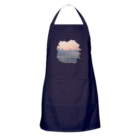 Seascape Apron (dark)