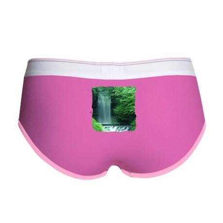 Waterfalls Women's Boy Brief