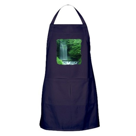 Waterfalls Apron (dark)