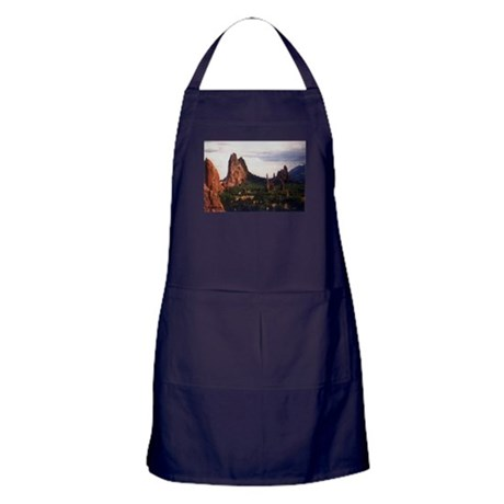 Offroad Majesty Apron (dark)