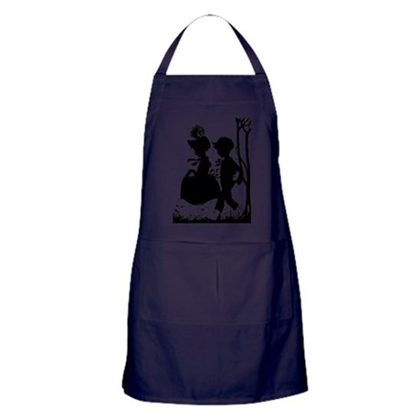 Young Love Apron (dark)