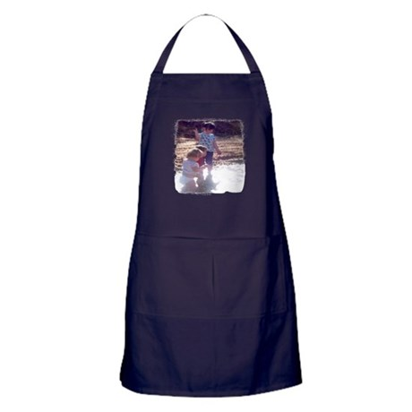 River Fun Apron (dark)