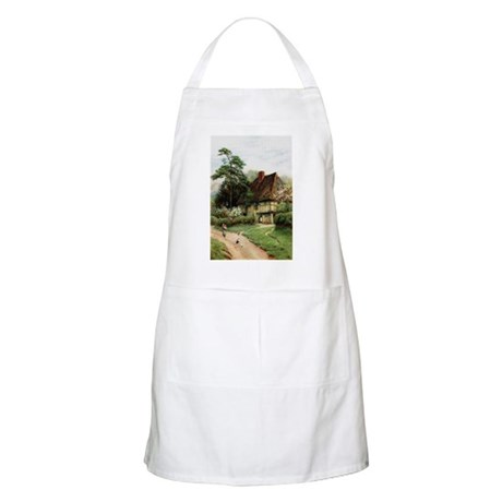 English Country Cottage Apron