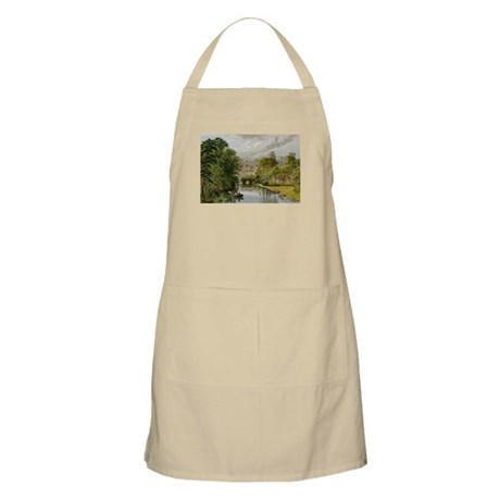 Warwick Castle Apron