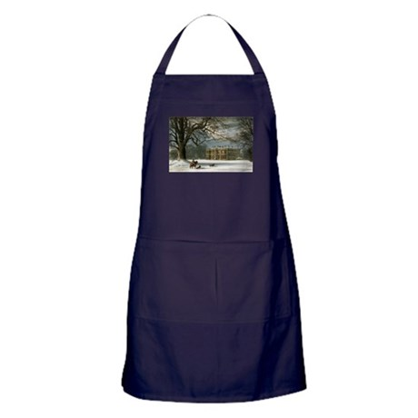 Howsham Hall Apron (dark)