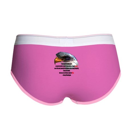 Peace and War Women's Boy Brief