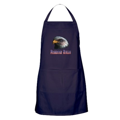 Freedom Rules Eagle Apron (dark)