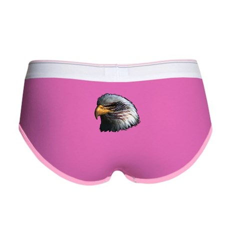 American Flag Eagle Women's Boy Brief