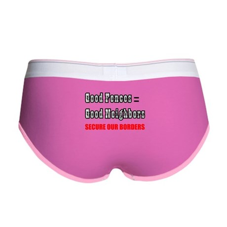Anti Illegal Immigration Women's Boy Brief