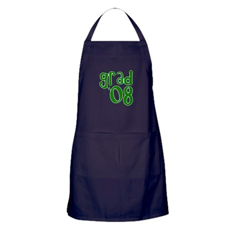 Grad 08 - Green - Apron (dark)