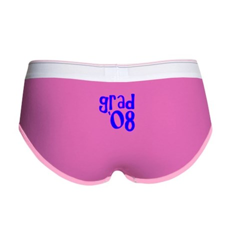 Grad 08 - Blue - Women's Boy Brief