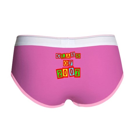 Class of 2007 Women's Boy Brief