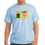 Larry Levan Garage ID Men's Tee (light)