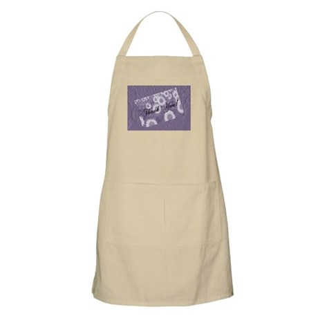 Sunflower Thank You Apron
