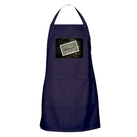Woodland Path Apron (dark)