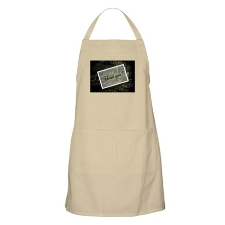 Woodland Path Apron