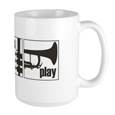 Eat. Sleep. Play Trumpet. Mug
