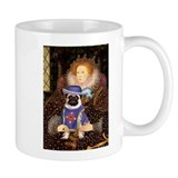 Queen Elizabeth I and Sir Pug Mug
