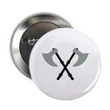 "Ax - Axe 2.25"" Button (10 pack)"