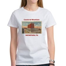 Memphis Central Station Tee