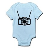 Camera Infant Bodysuit