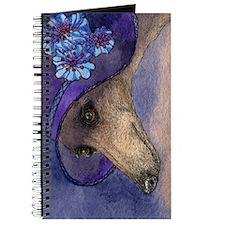 Whippet of Mystery Journal