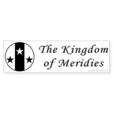 Meridies Populace Badge Sticker (Bumper)