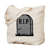 R.I.P. - Death Tote Bag