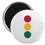 Traffic Light Magnet