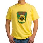 Metropolitan Transit Police Yellow T-Shirt