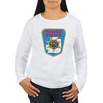 Metropolitan Transit Police Women's Long Sleeve T-