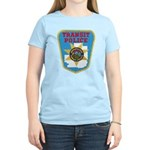 Metropolitan Transit Police Women's Light T-Shirt