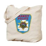 Metropolitan Transit Police Tote Bag
