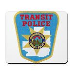 Metropolitan Transit Police Mousepad