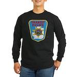 Metropolitan Transit Police Long Sleeve Dark T-Shi