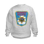 Metropolitan Transit Police Kids Sweatshirt